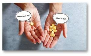 pills trials translations