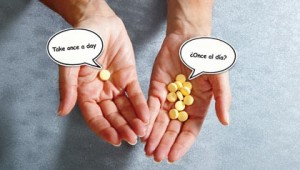 once a day pill translation
